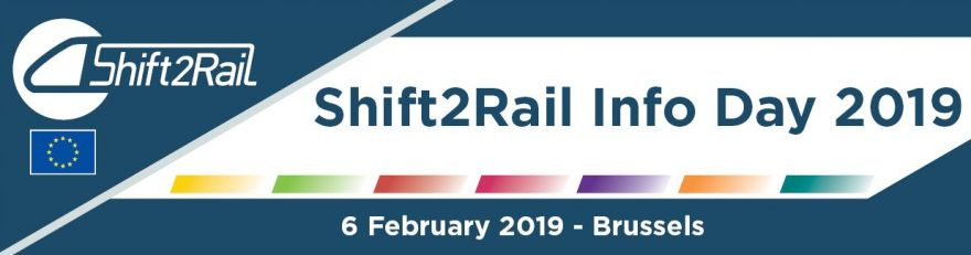 Shift2Rail's 2019 Information Day: Open Call for Proposals