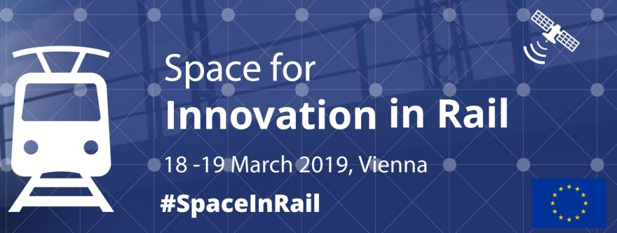 S2R event: Space for Innovation in Rail